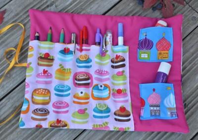 Enroul'trousse Cupcake