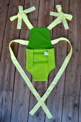 arachute anti-reflux vert clair