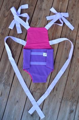 Parachute anti-reflux violet
