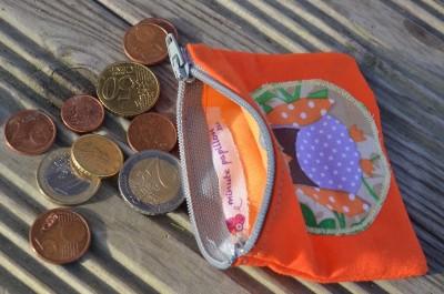 Porte-monnaie Hibou