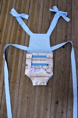 Parachute anti reflux oursons minute papillon - Matelas anti reflux pour bebe ...