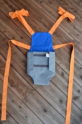 Parachute anti-reflux gris