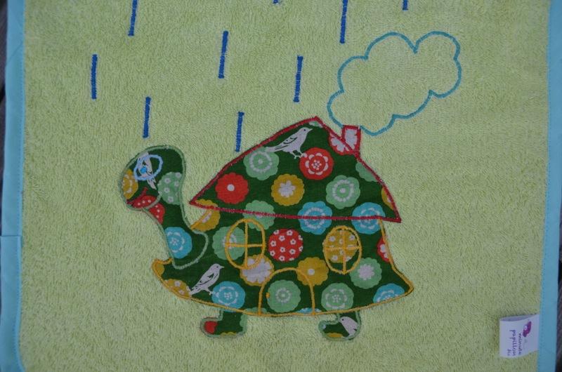 Marie-Lu la tortue
