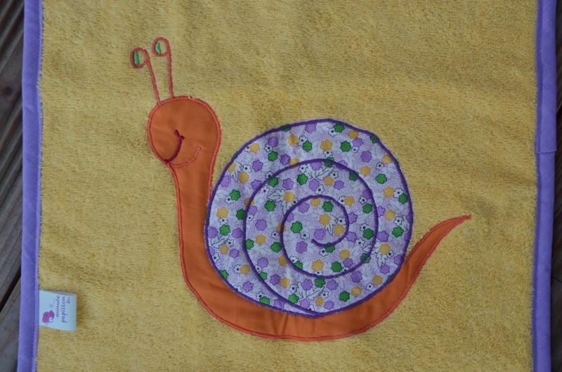 Charlot l'escargot