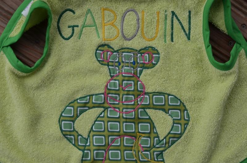 Gabouin le babouin