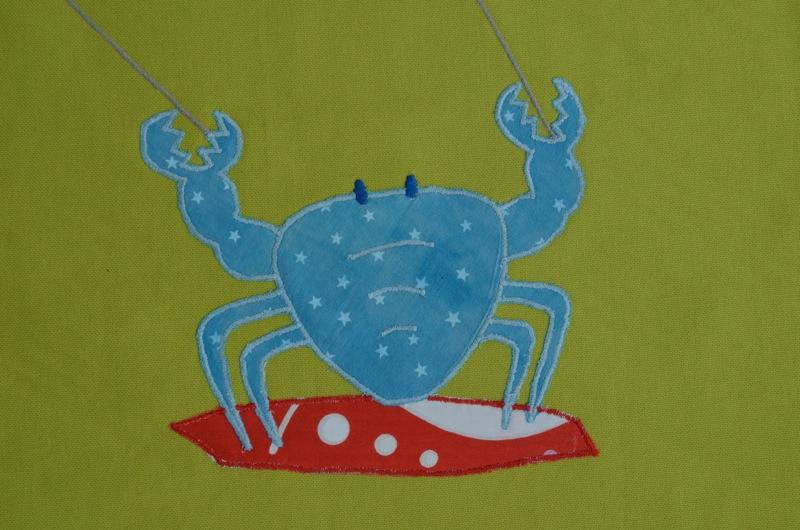 Brad le crabe