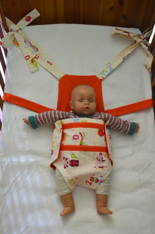 Parachute anti-reflux
