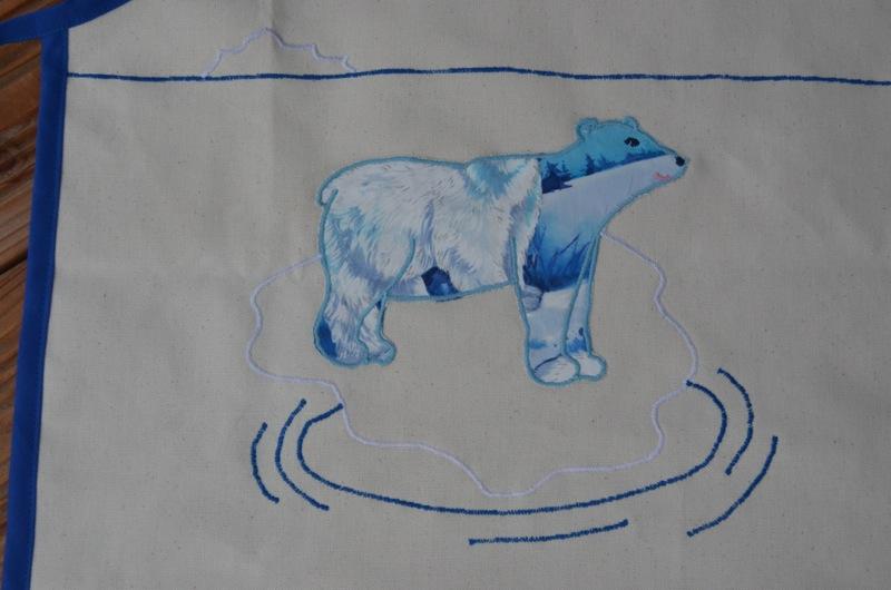 Bébert l'ours polaire