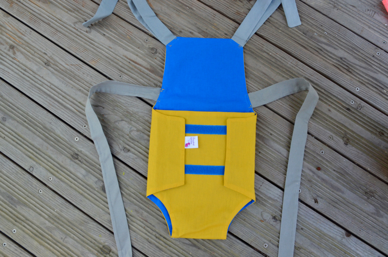 Parachute anti-reflux jaune